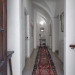 Il corridoio del primo piano